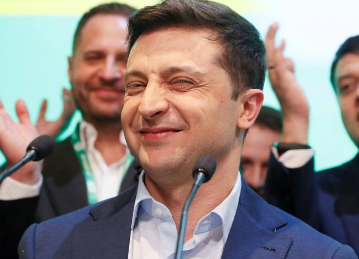 Избрание Зеленского президентом в Незалежной считают ошибкой
