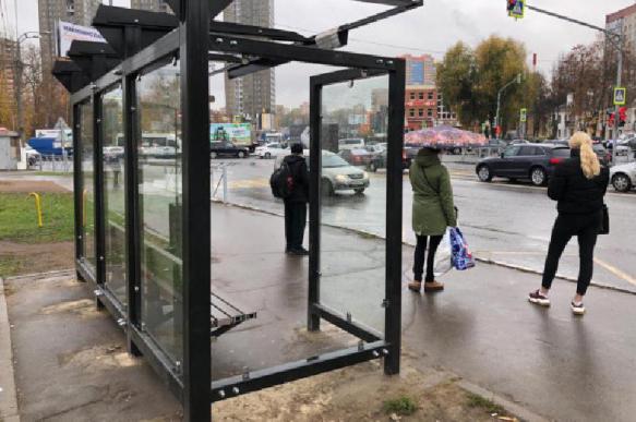В 2020 году в РФ появятся остановки, автоматически вызывающие автобус