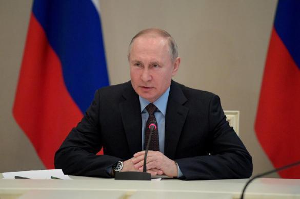 Путин: ситуацию с коронавирусом в России нагнетают из-за границы