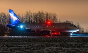 Самолет из Москвы приземлился в Перми из-за технической неисправности