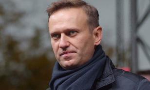 Полиция требует осмотреть багаж Алексея Навального
