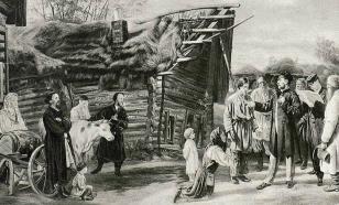Аракчеев был против военных поселений, но сам довёл их до абсурда