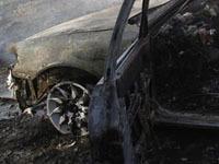 Автомобиль с российскими номерами взорвался в Кишиневе.