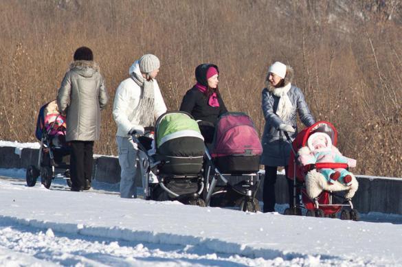 Эксперт по демографии: в России вероятен скорый бэби-бум
