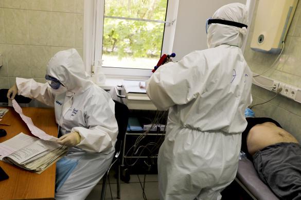 Статистика за сутки: в России 8338 новых случаев коронавируса