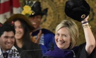 Тема вмешательства РФ в выборы в США была санкционирована Клинтон