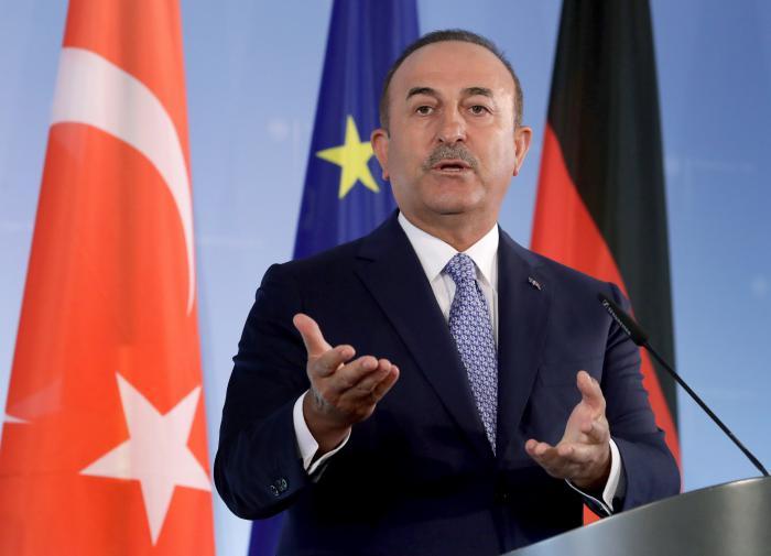 Главы МИД Турции и Швеции поругались на пресс-конференции