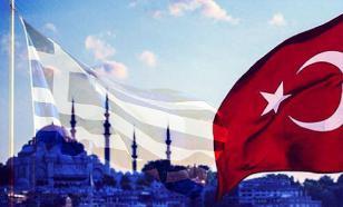 Греция отправляет военных на границу с Турцией