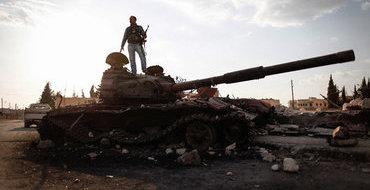 Россия получила от Сирии новые доказательства вины повстанцев в химических атаках
