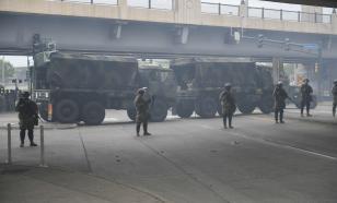В Миннеаполисе нацгвардия разогнала протестующих резиновыми пулями