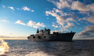 """Российские моряки """"застряли"""" в Китае из-за карантина"""