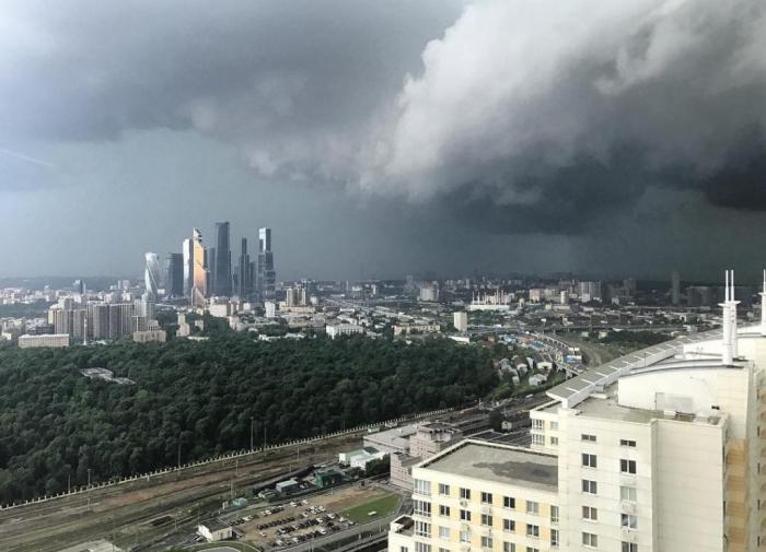 """Метеоролог: климат становится более """"нервным"""""""