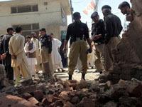 Талибы начали мстить за смерть бен Ладена.