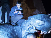 Александр Голуб: В сносе памятника Ленину есть что-то мистическое