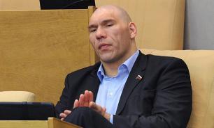 Дмитрий Нагиев: Я рад, что с нашими детьми - такой человек, как Николай Валуев