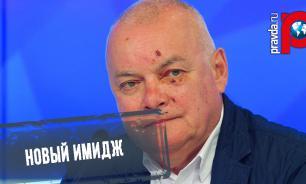 Дмитрий Киселев объяснил разбитое лицо