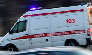 Жительница Ижевска упала с 13 этажа, перелезая через балкон
