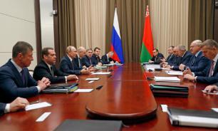 Орешкин раскрыл детали переговоров Путина и Лукашенко в Сочи