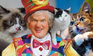 Юрий Куклачев: кошки не могут заразить человека коронавирусом