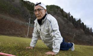 Премьер Японии планирует поднять пенсионный возраст до 70 лет