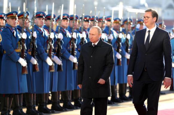 Поможет ли Россия Сербии?