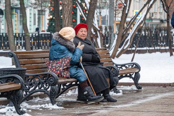В России могут вернуть прежний пенсионный возраст