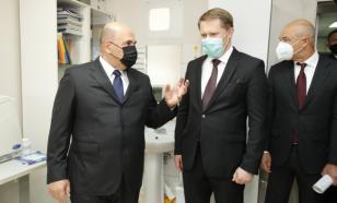 Сотрудница чукотской больницы выгнала Мишустина из кабинета МРТ