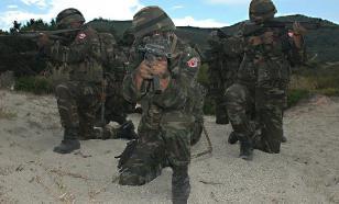 Турецкие военные погибли во время атаки террористов в Сирии