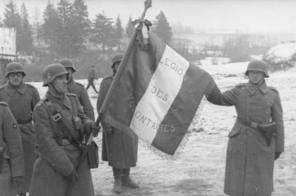Сын Гитлера воевал с нацистами?