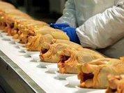 Россия запретила ввоз мяса птицы из США