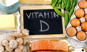 Недостаток витамина D признан причиной депрессивности россиян