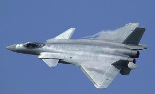 Китай может перейти на производство только истребителей-невидимок