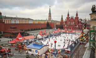Каток на Красной площади Москвы откроется в конце ноября