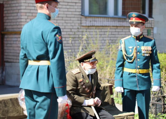 В РФ могут ввести уголовную ответственность за оскорбление ветеранов