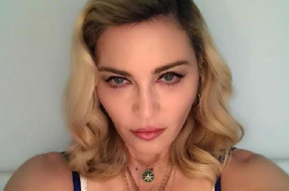 Мадонна на грани развода