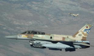 Израиль назвал настоящую причину гибели своего F-16