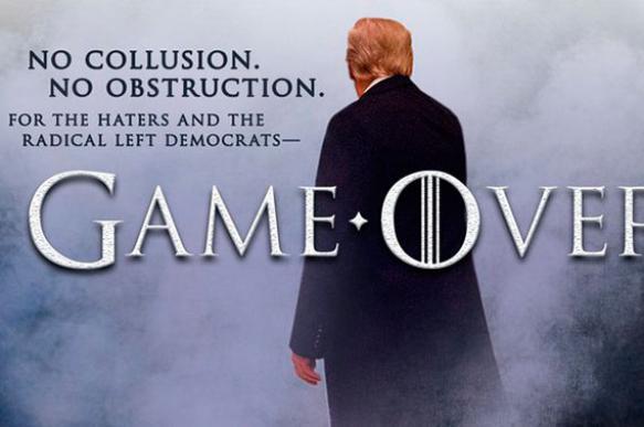 """Телеканал HBO попросил Трампа не использовать """"Игру престолов"""" в политических целях"""