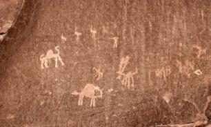 В Египте нашли рисунки, созданные 12 тысяч лет назад