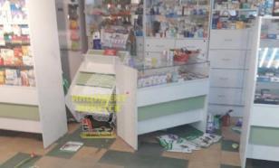 Иркутянка разгромила аптеку из-за спора с фармацевтом