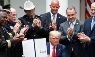 Трамп подписал указ о реформе полиции