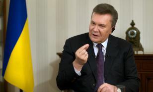 Янукович назвал главную ошибку украинских властей