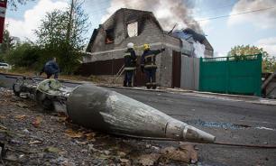Мир на Донбассе срывается  из-за обстрелов ВСУ