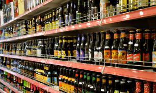 Пиво стало самым продаваемым напитком в преддверии Нового года