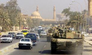 Иракцы штурмуют посольство США в Багдаде