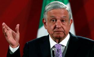 Президента Мексики феминистки обвиняют в сексизме