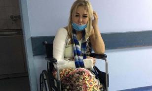 Писательница Юлия Шилова упала с лестницы