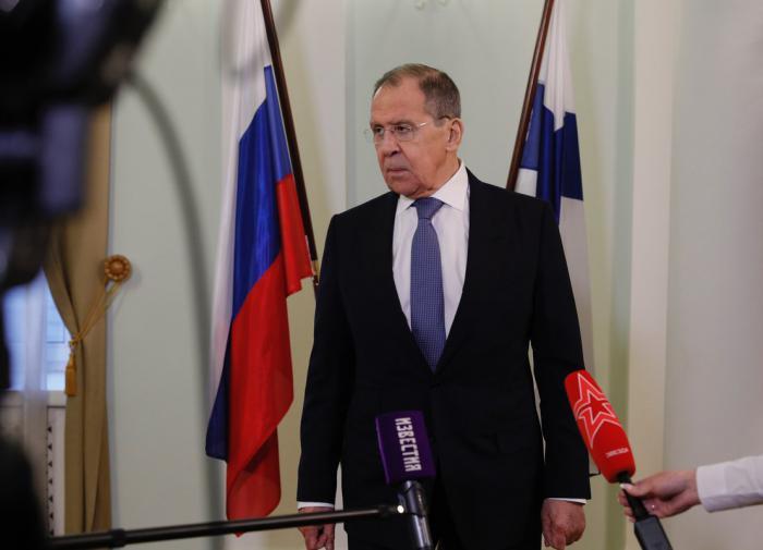 Глава МИД Армении поблагодарил Лаврова за успешные переговоры