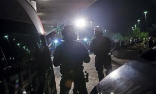 Дрезден: Немецкие террористы атаковали снова