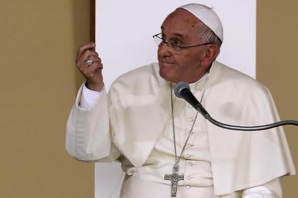 Ой! Папа Римский: Учение Маркса важней учения Христа