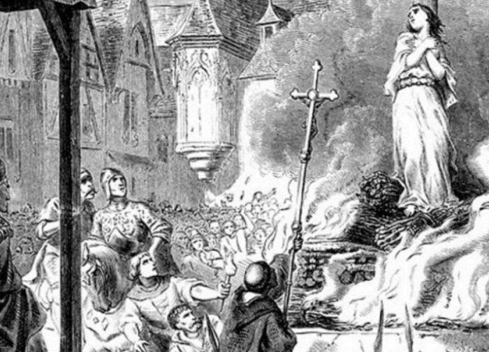 Как оболгали инквизицию